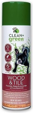CLEAN + GREEN 3-in-1 Odor Eliminator for Wood & Tile - traditional - pet accessories - FRONTGATE