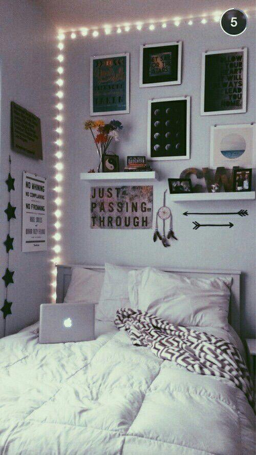 51 best white tumblr bedroom teen images on pinterest | dream