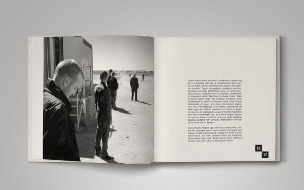 Heisenberg — Coffee table book design by Sundus Asif, via Behance