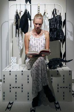 : Munthe SS15 : Copenhagen Fashion Week