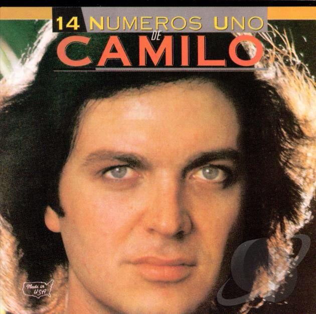 Camilo Sesto - 14 Números Uno De Camilo
