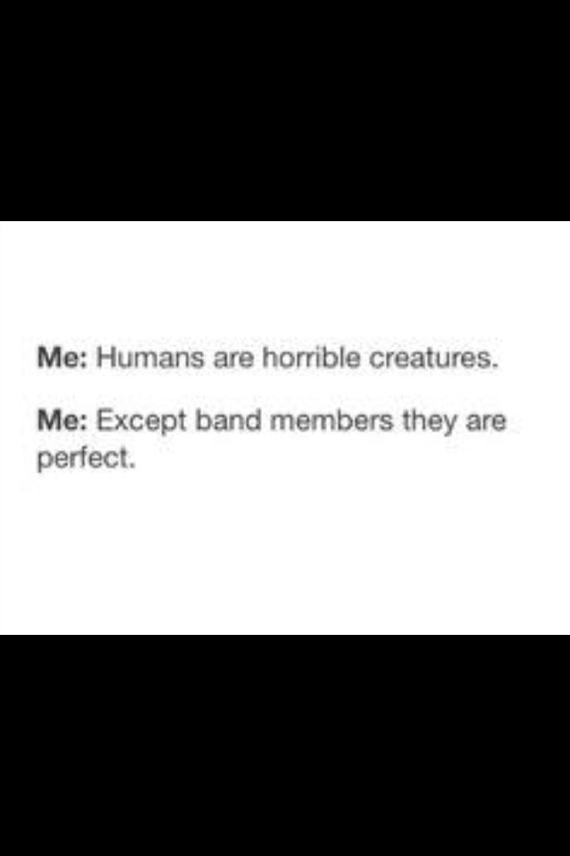 Ha ha XD *cough cough* One direction, rixton, 5sos, the vamps :3