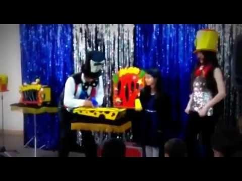 Hacemos sorprendentes fiestas infantiles con magia profesional, fantásticos inflables y saltarines, títeres, personajes y chiquitecas no dudes en llamarnos estamos atentos a atenderle 3204948120-4114997 reserva tu fiesta ahora, tenemos sorprendentes precios http://www.fiesticasbogota.com/magia-y-magos-para-fiestas-i… #magiaprofesional #fiestasinfantiles  https://www.youtube.com/watch?v=4TYEtjTSrH0
