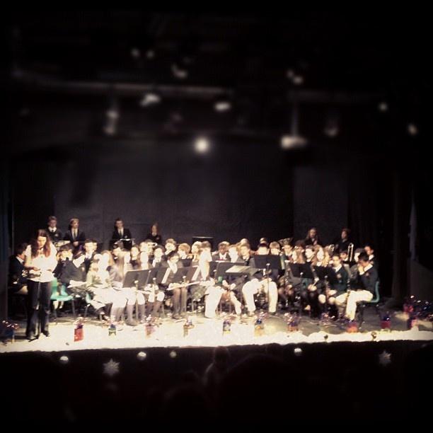 sissy's concert band! #halifaxgrammar - @adrienne11694- #webstagram