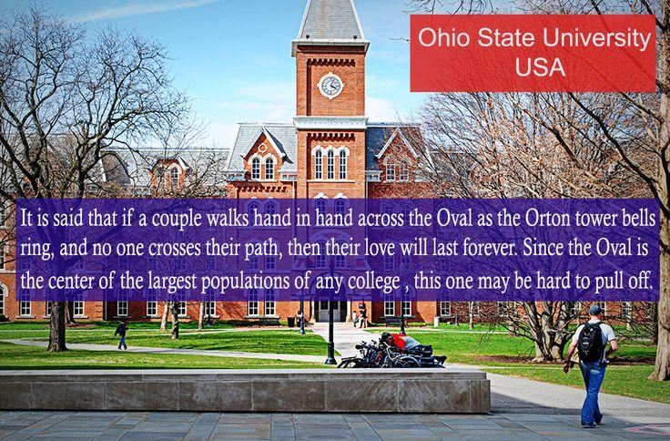 The most romantic US university campus.