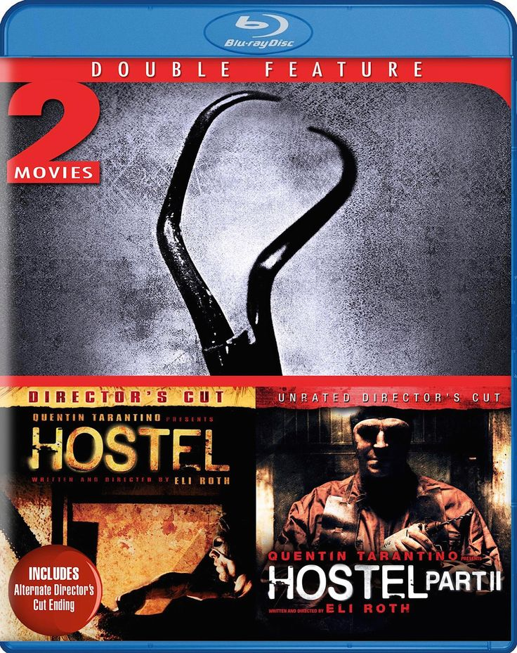 Hostel / Hostel: Part II Blu-ray: Director's Cut | Double Feature