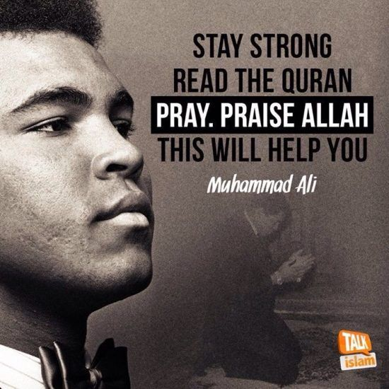 36+ Famous Motivational Muhammad Ali Champ Quotes and sayings