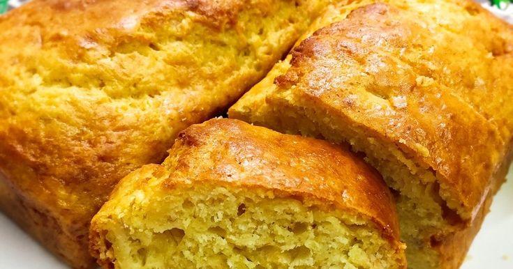 *混ぜて焼くだけ!バナナパウンドケーキ* by tomico☆ 【クックパッド】 簡単おいしいみんなのレシピが283万品
