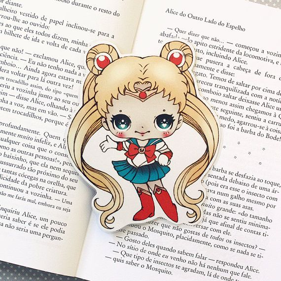 Inspired by Usagi  limited edition bookmark by ribonitachocolat