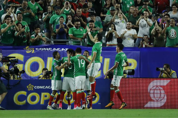 """• México derrotó a Honduras con gol de Rodolfo Pizarro; el """"Tri"""" llegó a semifinales de Copa Oro por novena ocasión de forma consecutiva."""