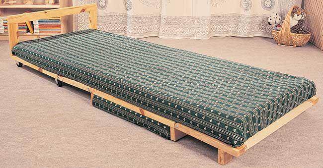 Oltre 25 fantastiche idee su letti cuscino su pinterest - Giroletto fai da te ...
