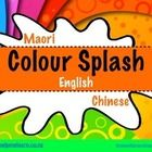 This resource has 11 posters that have the colour name in Maori (New Zealand) English and Chinese. Please view the preview file.