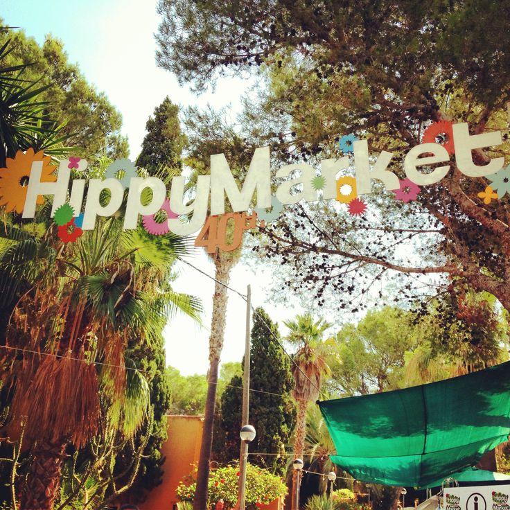 Hippy market of Punta Arabi, must visit when on the island #ibiza #shopping