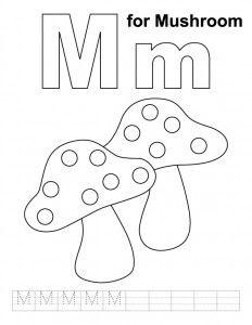 14 best Letter M Coloring Pages images on Pinterest | Kindergarten ...