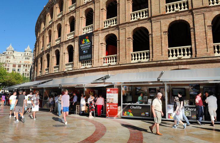 Esplanada Plaza de Toros de Valencia