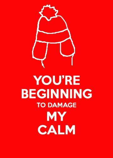 Firefly Keep Calm, Firefly quote