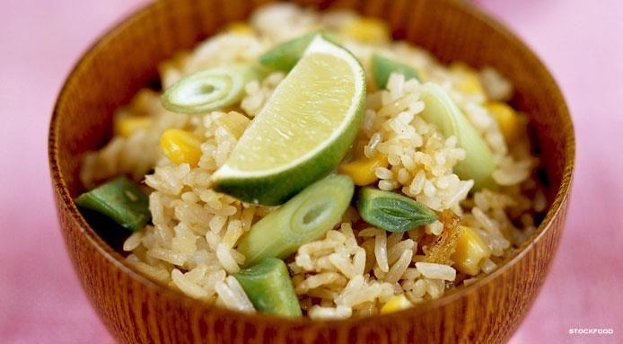 Riso+fritto+con+Verdure+(Thailandia)
