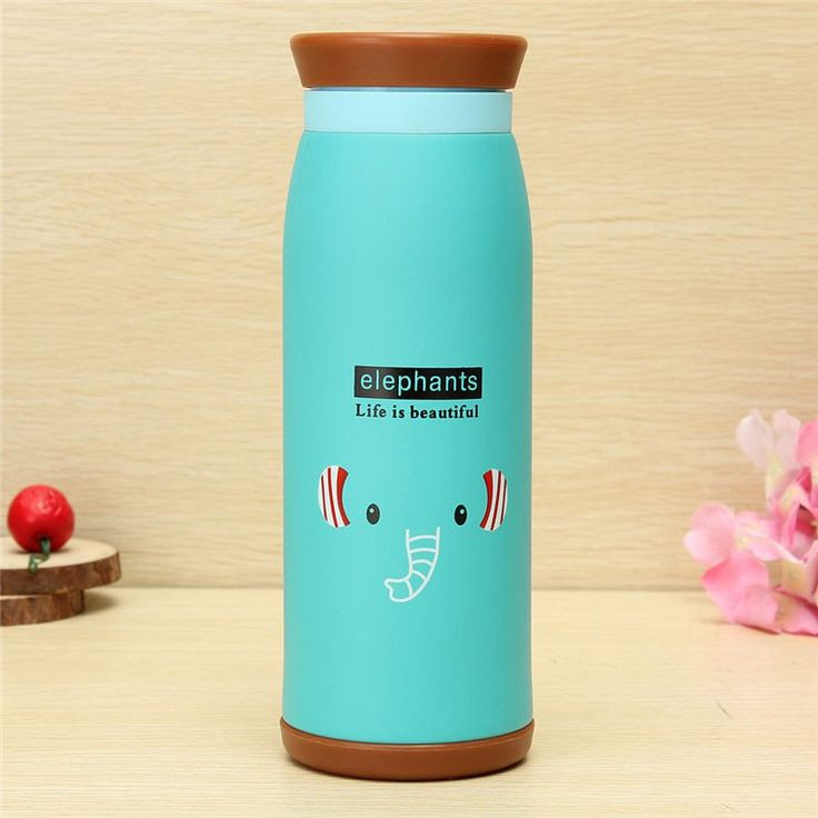 Cute Animal 500ml Traveling Thermos
