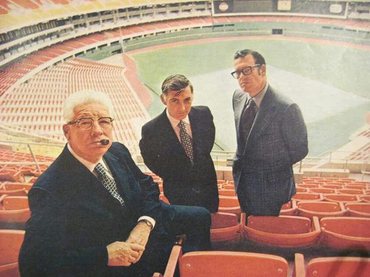The Rooney Family- Three Rivers Stadium, Pittsburgh