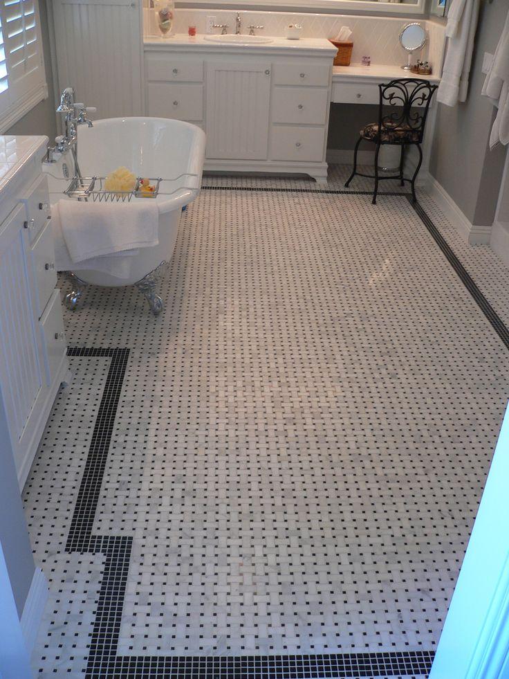 carinteriordesignnet Mosaic Floor Tile  home  Pinterest