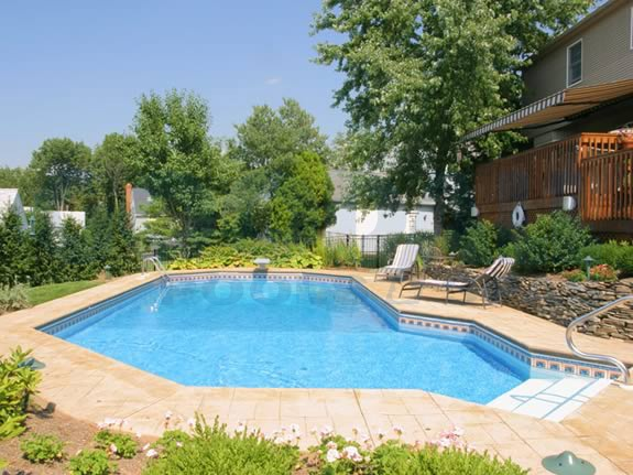 43 Best Our In Ground Pools Images On Pinterest Carlisle