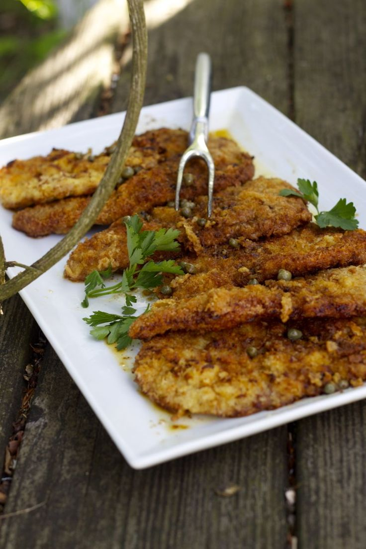 Easy Breaded Veal Cutlets