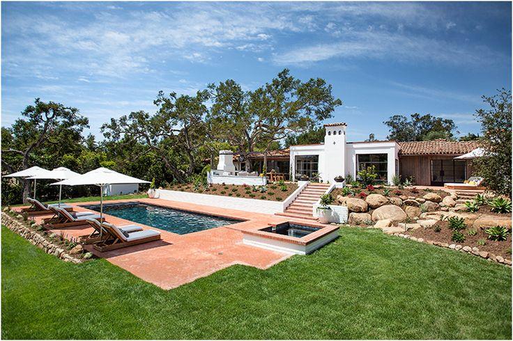 Contemporary Hacienda Ranch Homes