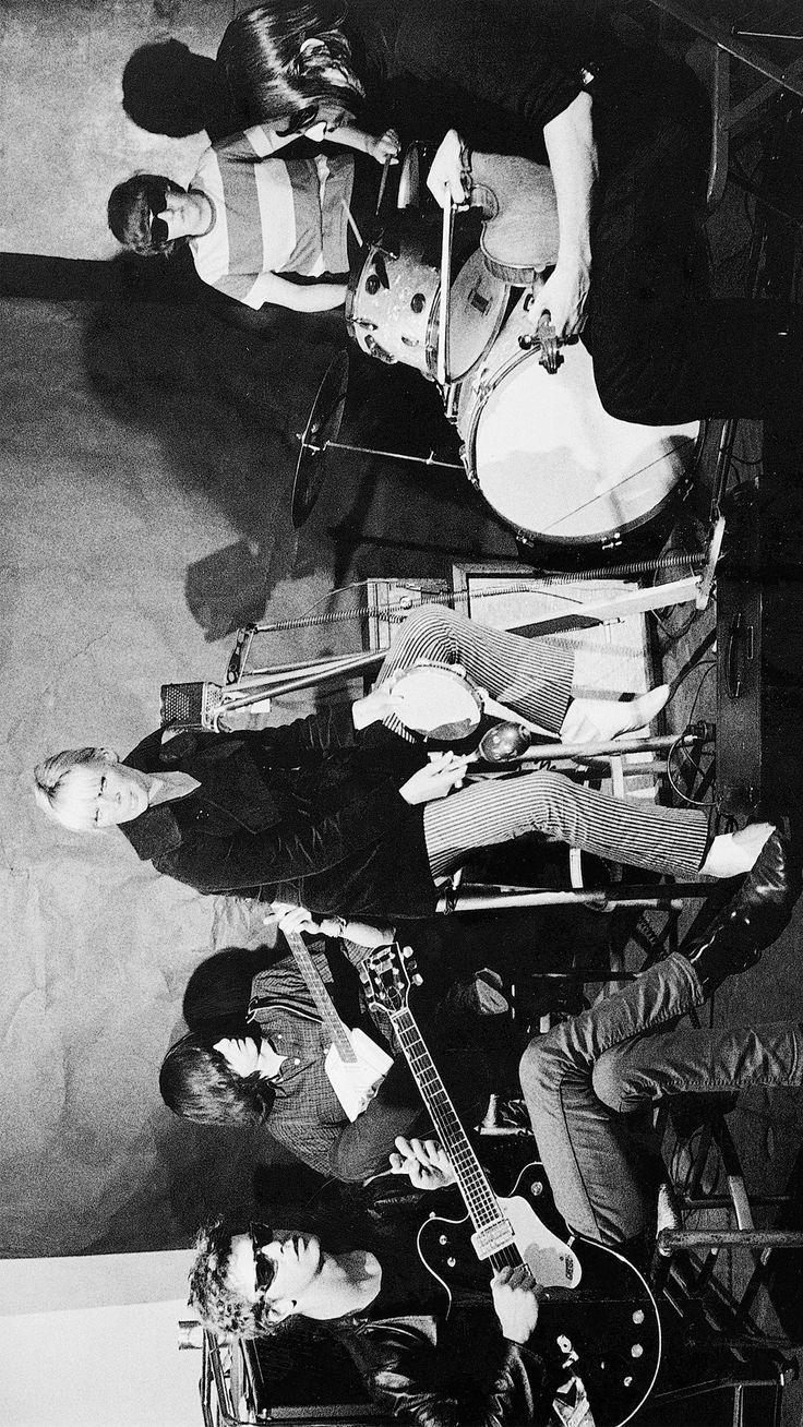 The Velvet Underground and Nico.