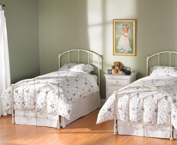 50 Kids Wrought Iron Bed Wrought Iron Queen Headboard: Coventry Twin Bed, Iron Beds, Wesley Allen. Headboard: 48