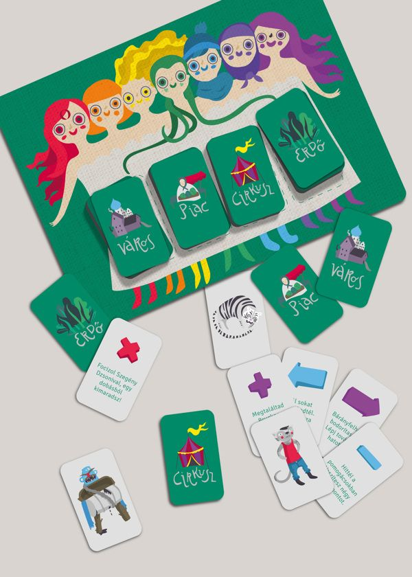 star manor board game by lilla blecz via behance - Game Design Ideas