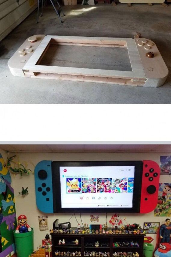 Diyprojects Diy Projects For Teenagers Game Room Design