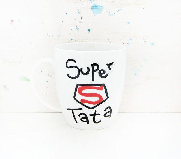 Super Tata - kubek 380ml
