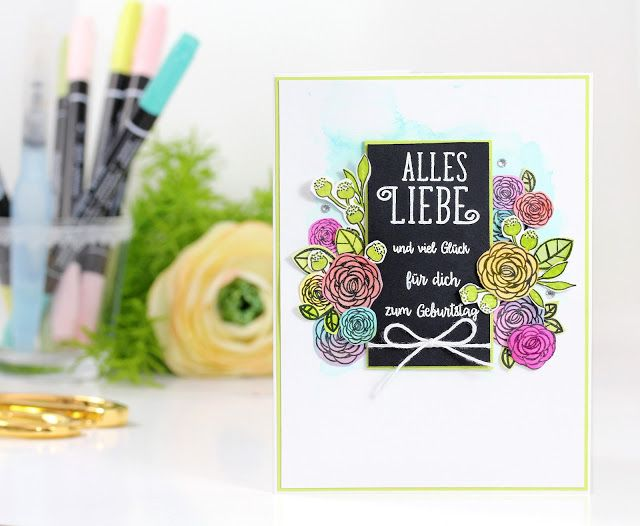 Artisan Blog Hop - Happy Birthday!