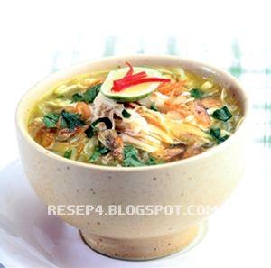 resep soto ayam bening - http://resep4.blogspot.com/2013/05/resep-soto-ayam-bening.html Resep Masakan Indonesia
