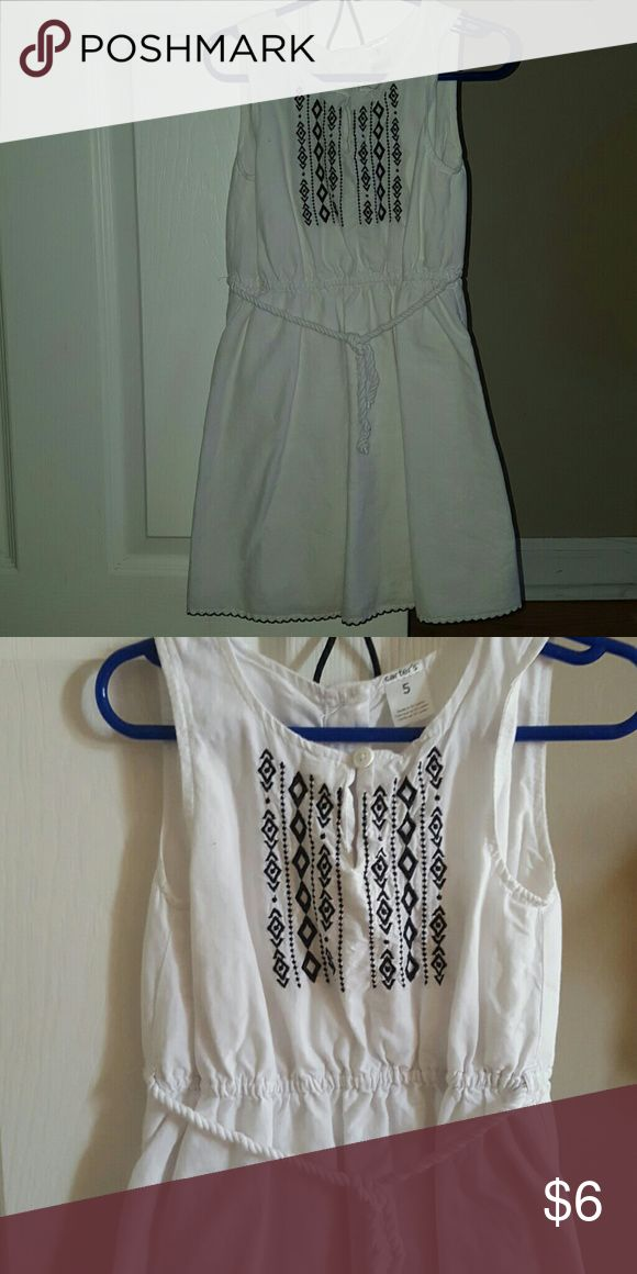 Carter's dress White  carter's dress size 5. BUNDLE AND SAVE ON ALREADY LOW PRICES! Carter's Dresses Casual