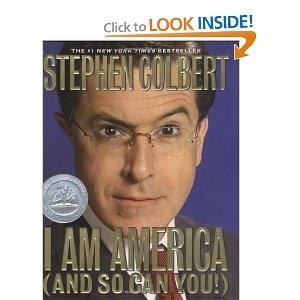 Stephen Colbert is America