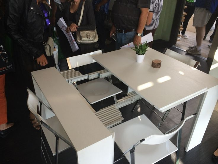 78 images about space saving tables on pinterest metals flats and solar - Goliath console table ...