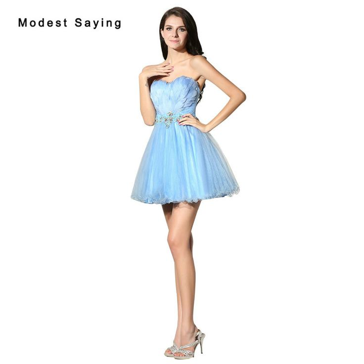 Find More Cocktail Dresses Information about New 2017 Sexy Light Blue Short Feather Cocktail Dresses with Rhinestone for Girls Formal Party Prom Gown Mini vestidos de coctel,High Quality short feather cocktail dress,China feather cocktail dress Suppliers, Cheap cocktail dresses from modest saying Lacebridal Store on Aliexpress.com