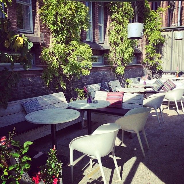 Restaurant Pompstation #Amsterdam #eastside #restaurant #food #inoost