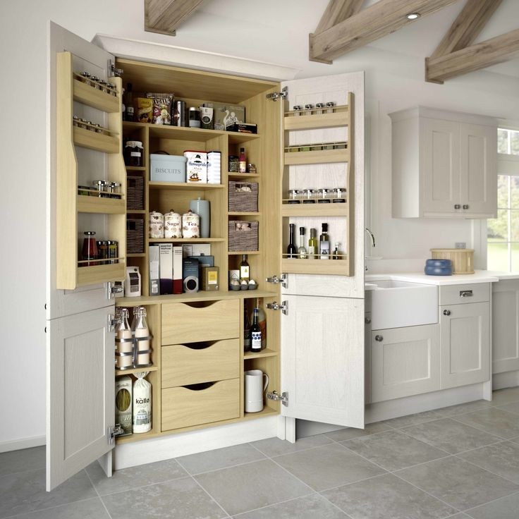The 25 best small kitchen designs ideas on pinterest for Small cupboard designs