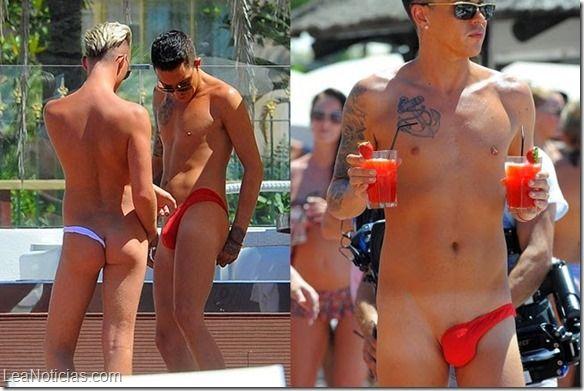 Lo último en moda masculina: El penekini (fotos + video + si no lo conoces no estás en nada) - http://www.leanoticias.com/2014/06/22/lo-ultimo-en-moda-masculina-el-penekini-fotos-video-si-no-lo-conoces-no-estas-en-nada/