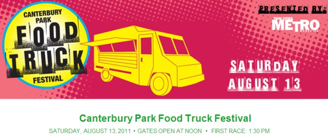 Canterbury Park Food Truck Festival