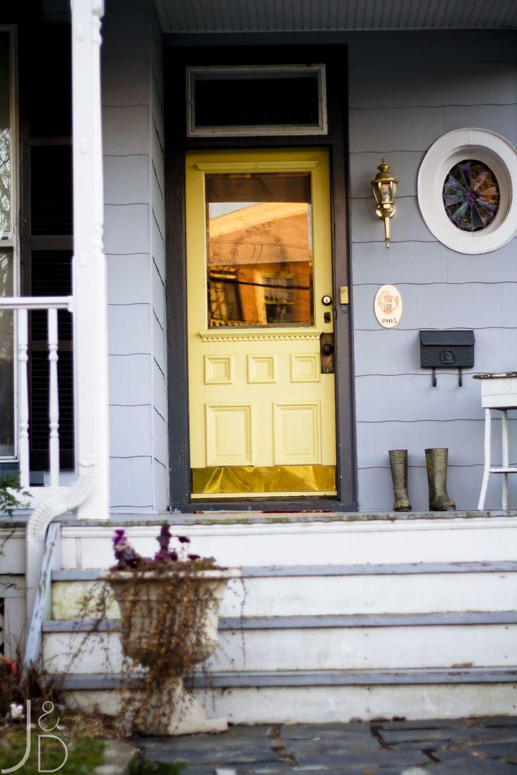 Best 25+ Colored front doors ideas on Pinterest | Exterior door ...
