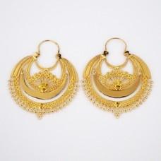 Brincos em filigrana (Arcadas de viana)/Portuguese Filigree Earrings (Arcadas de viana)