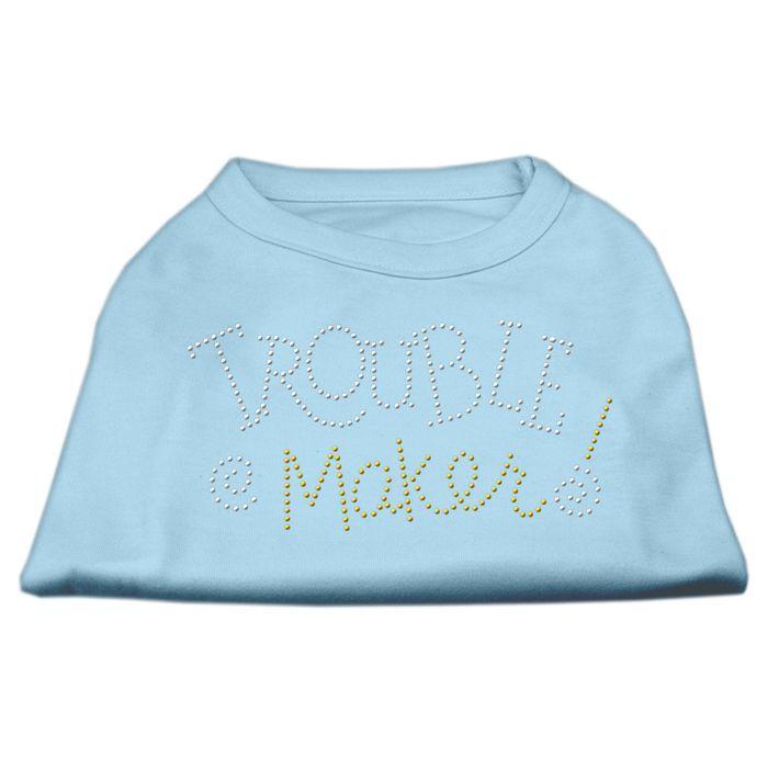 amazones gadgets G,Trouble Maker Rhinestone Shirts Baby Blue M (12): Bid: 12,98€ Buynow Price 12,98€ Remaining 00 mins 08 secs