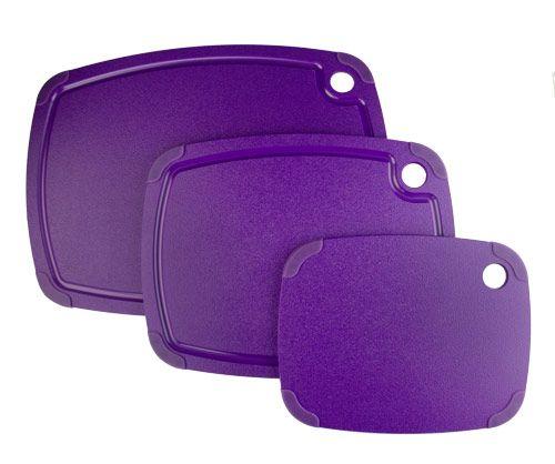 Purple Cutting Board