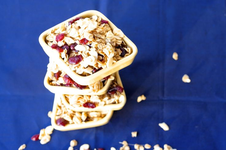 ... Recipe Granola on Pinterest | Granola, Almonds and Granola clusters