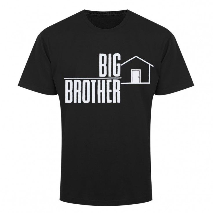 Big Brother Glow in the Dark Logo Tee