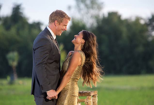 See Sean Lowe and Catherine Giudici marry at Four Seasons Resort The Biltmore Santa Barbara on Sunday, January 26, at 8:00 pm EST on ABC.