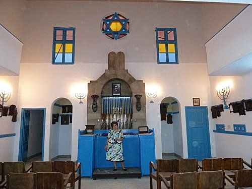 Synagogue Edmond Azria, Sfax, Tunisia